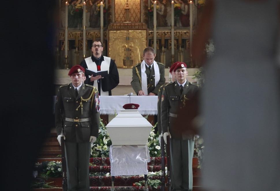 Zemřel český voják
