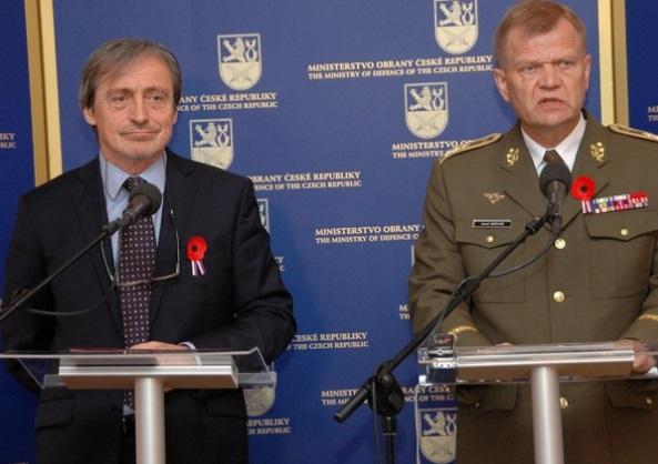Dobré zprávy pro veterány z Ministerstva obrany