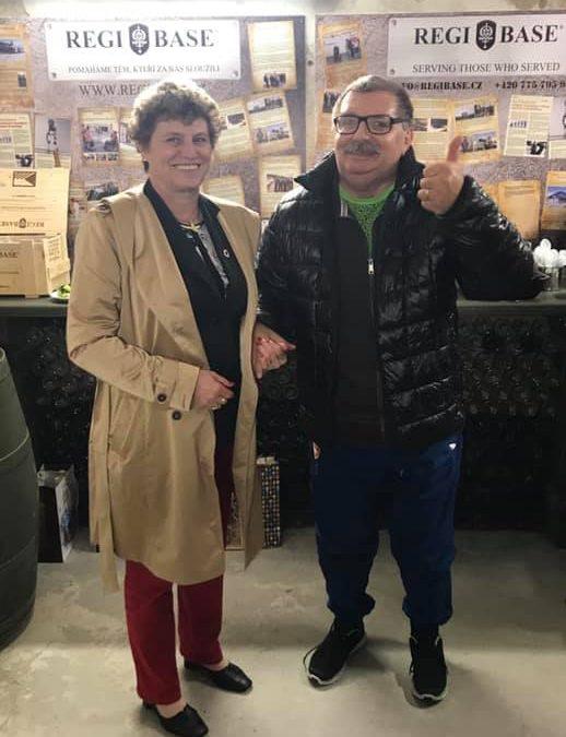 Veterán Attila Fabián pokračuje v intenzivní rehabilitaci