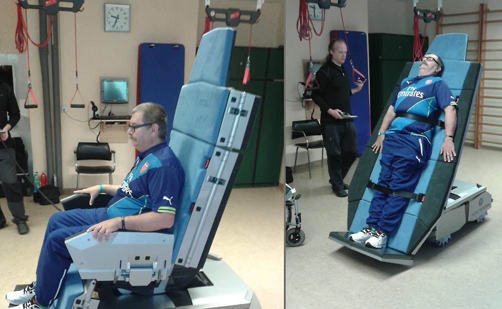 RA Kladruby tester un nouvel outil robotique