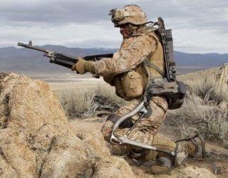 ARMY eksosceleton