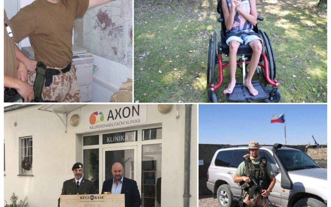 Ветеран войны и помощь для своей дочери