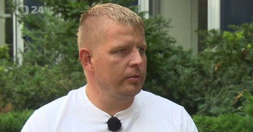Interview mit schwer verletzten Feuerwehrmann
