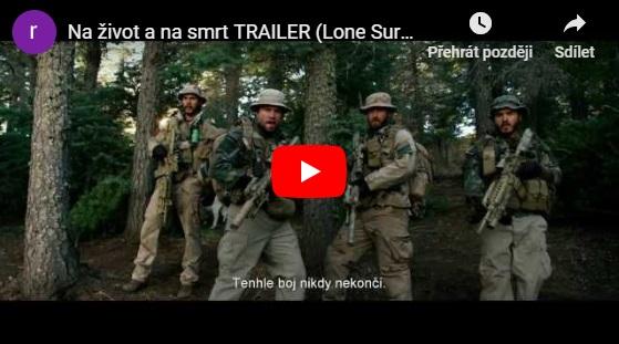 REGI Base est un partenaire dans le film Lone Survivor (Lone Survivor) en République tchèque
