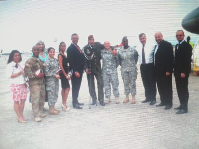 Desátník Brychta, Orlando, USA – 2. den