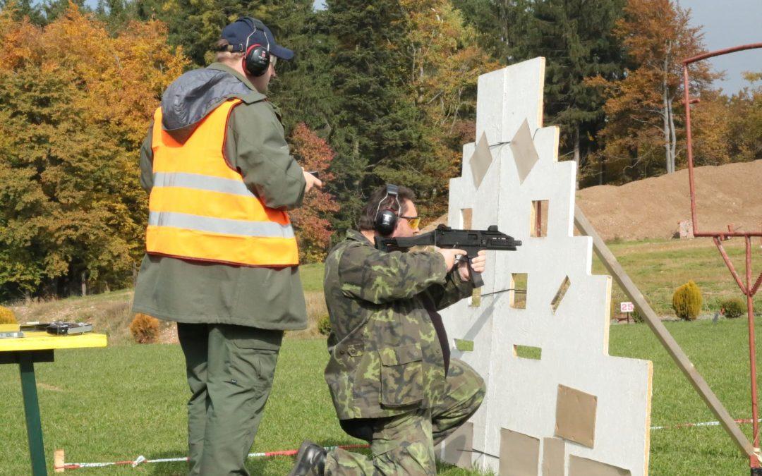 REGI Base Schooting Challenge – Čekanice
