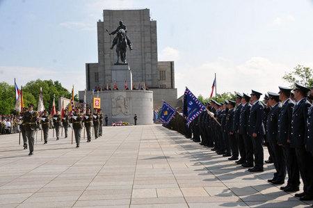 Oslavy Dne vítězství konce 2. světové války na Vítkově