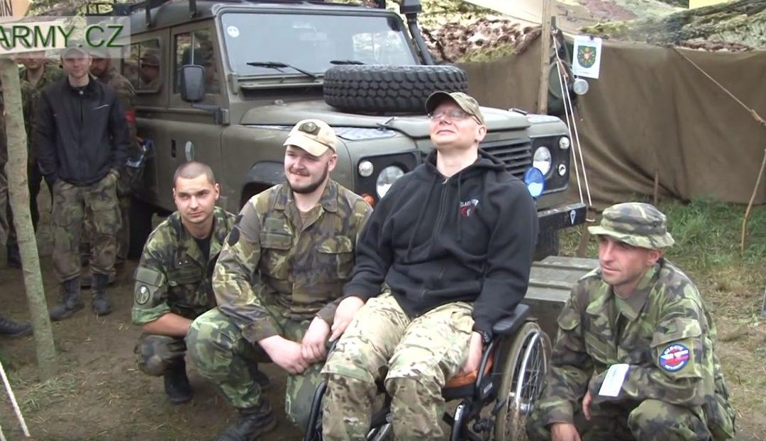 Vlkošské dny vojenských tradic 2012 s čestným hostem REGIM
