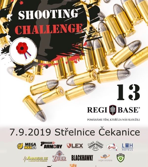 13th part of our charitable shooting competitions are approaching