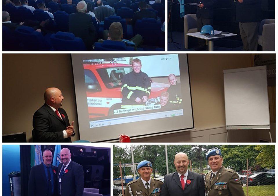 11. výroční setkání členů asociací válečných veteránů